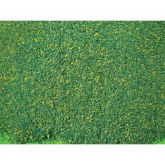 "Architectural Model 12"" x 50"" Blended Green Grass Mat"