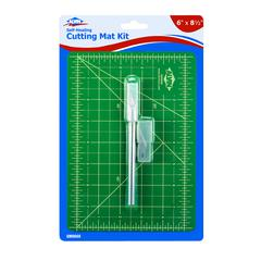 "Alvin Self-Healing Cutting Mat Kit 6"" x 8 1/2"""