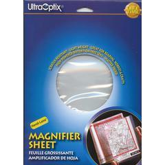 2x Hard Magnifier Sheet