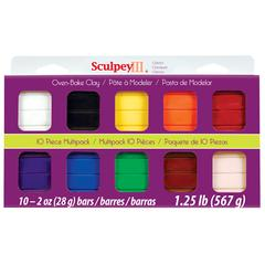 Sculpey III Polymer Clay Multipack Classic