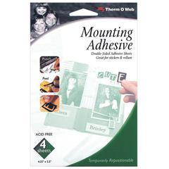 Therm O Web Mounting Adhesive Sheets