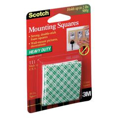Heavy-Duty Mounting Squares