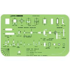 Rapidesign Instrument Symbols Template