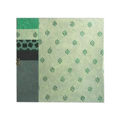 12 x 12 Paper Collection Emerald