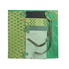 Paper Collection Embellishment Pack Emerald