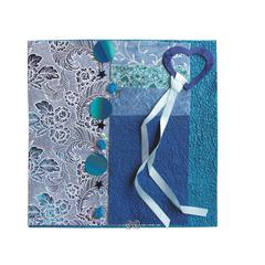 Paper Collection Embellishment Pack Sapphire