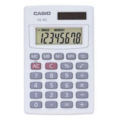 Casio Handheld Calculator
