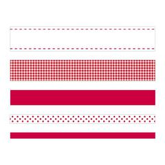 Premium Ribbon Box Red