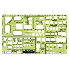 Plumbing Fixture – Plan Template