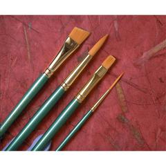Princeton Good Synthetic Sable Watercolor and Acrylic Brush Liner 4