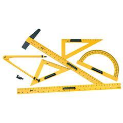 Alvin Whiteboard/Chalkboard Drawing Tool Set