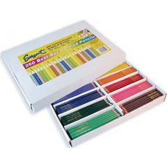 Colored pencil class pack 250