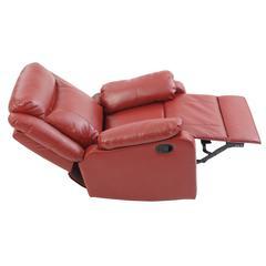 Glory Furniture Ward G765A-RC Rocker Recliner, Red