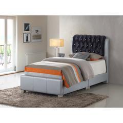Glory Furniture Marilla G1503C-TB-UP Twin Bed, Silver