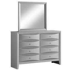 Glory Furniture Marilla G1503-D Dresser, Silver