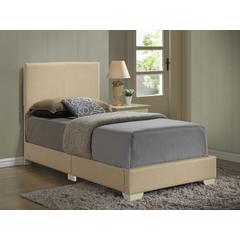 Glory Furniture Aaron G1875-TB-UP Twin Bed, Beige