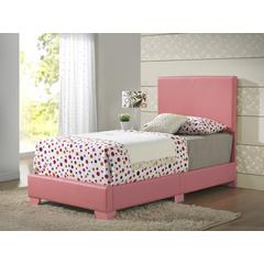 Glory Furniture Aaron G1880-TB-UP Twin Bed, Pink