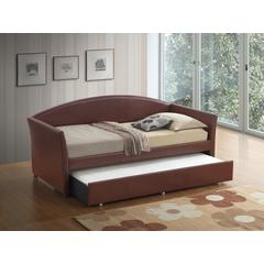 Glory Furniture Adriana G2578-DB Day Bed, Brown