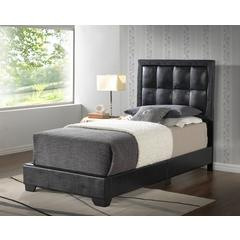 Glory Furniture Panello G2590-TB-UP Twin Bed, Black
