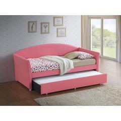 Glory Furniture Adriana G2711-DB Day Bed, Pink