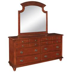 Glory Furniture Summit G5900-D Dresser, Cherry