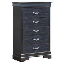 Glory Furniture Lorana G6550-CH Chest, Charcoal