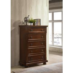 Glory Furniture Scarborough G7010-CH Chest, Cherry