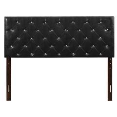 Glory Furniture Super Nova G0132-KHB King Headboard, Black