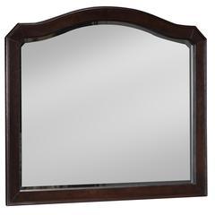 Glory Furniture Triton G9000-M Mirror, Cappuccino