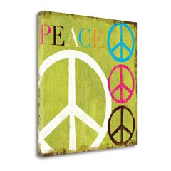 """""""Peace"""" By Michael Mullan, Fine Art Giclee Print on Gallery Wrap Canvas, Ready to Hang"""