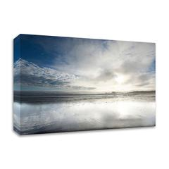 Long Beach by Lynda White, Print on Canvas, Ready to Hang