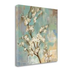 """""""Kyoto Blossoms II"""" By Silvia Vassileva, Giclee Print on Gallery Wrap Canvas"""