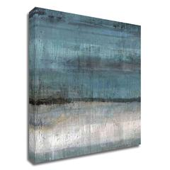 Study in Light Blue by Marta Wiley, Print on Canvas, Ready to Hang