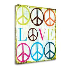 """""""Love"""" By Michael Mullan, Fine Art Giclee Print on Gallery Wrap Canvas, Ready to Hang"""