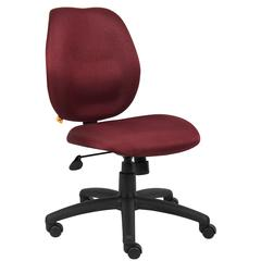 Bossburgundy Task Chair