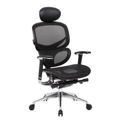 Boss Multi-Function Mesh Chair W/ Head Rest