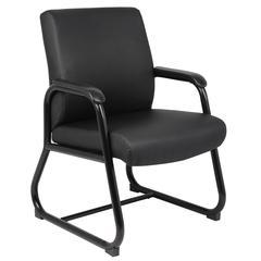Boss Heavy Duty Caressoft Guest Chair
