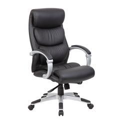 Boss Hinged Arm Executive Chair With Synchro-Tilt
