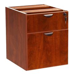 Boss 2 Hanging Pedestal - 3/4 Box/File , Cherry