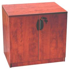Boss Storage Cabinet - Cherry
