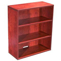 Boss Open Hutch/Bookcase- Cherry