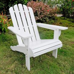 Royal Fiji Acacia Adirondack Chair