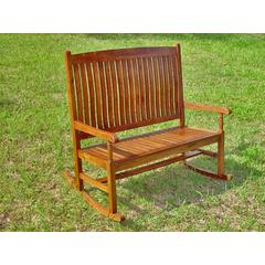 Traditional Double Porch Rocker