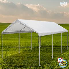 HERCULES 10X20 Canopy w/ WHITE Cover