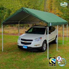 HERCULES 10X20 Canopy w/ GREEN Cover