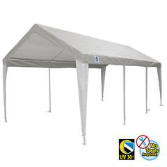 HERCULES 10X20 Canopy w/ WHITE/WHITE Cover
