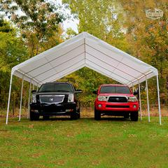 HERCULES 18X27 Canopy w/ WHITE Cover