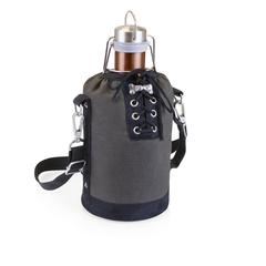 Insulated Growler Tote with 64-oz. Stainless Steel Growler