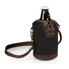Insulated Growler Tote with 64-oz. Glass Growler