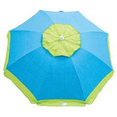RIO Beach 6 ft. Tilt Beach Umbrella with Wind Vent